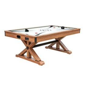 Daulton 7' Air Hockey Table