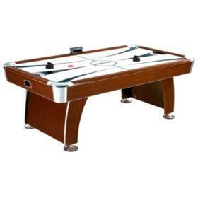 Brentwood 7.5' Air Hockey Table