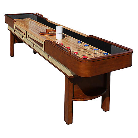 Merlot 12' Shuffleboard Table