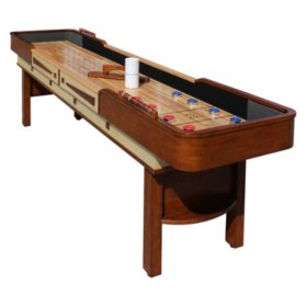 Merlot 12' Shuffleboard Table