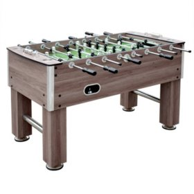 "Driftwood 56"" Foosball Table"