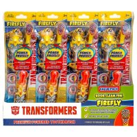Firefly Premium Powered Toothbrush, Choose Your Character (4 pk.)
