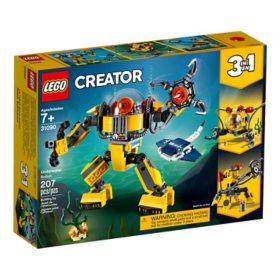 LEGO 31090 Underwater Robot
