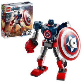 LEGO 76168 Super Hero Captain America Mech