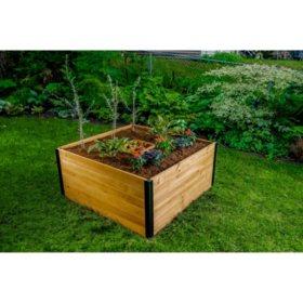 Mezza 4 x 4 Keyhole Garden