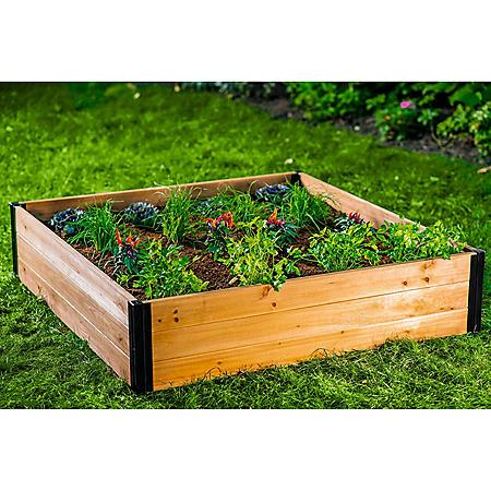 Mezza 4 x 4 x 11 Garden Bed