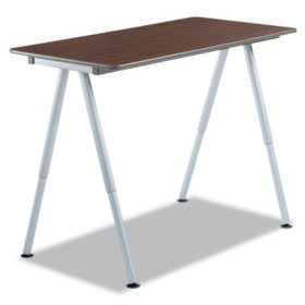 "Iceberg OfficeWorks 48"" Freestyle Table Top, Select Color"