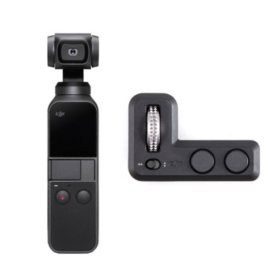 DJI Osmo Pocket with Controller Wheel