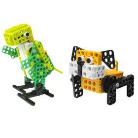 Robotis Play 300 Dinos with 600 Pets, Multi-Color
