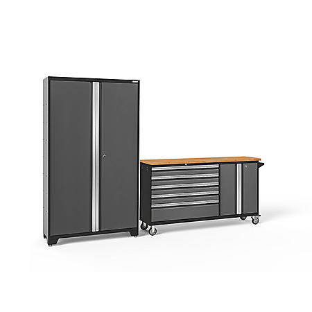 NewAge Products Bold 3.0 2-Piece Cabinet Set (Various Options)