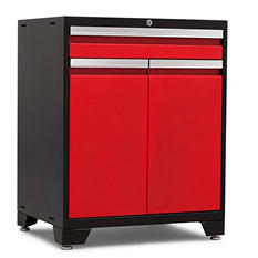 NewAge Products Pro 3.0 Multifuction Cabinet (Red)