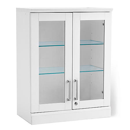 Newage Products Home Bar Short Wall Display Cabinet Various