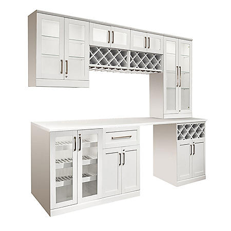 Newage Products Home Bar Series 8 Pc Shaker Style Sam S Club