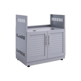 """NewAge Products 33"""" Insert Aluminum Grill Cabinet"""