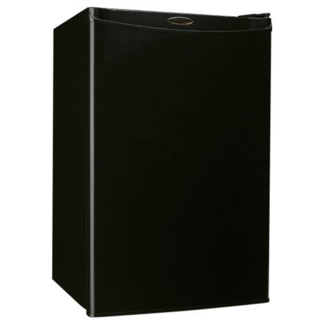 4.4 cu. ft.  Danby® Designer Refrigerator - Black