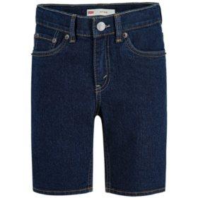 Levi's Boys' 511 Slim Fit Denim Shorts