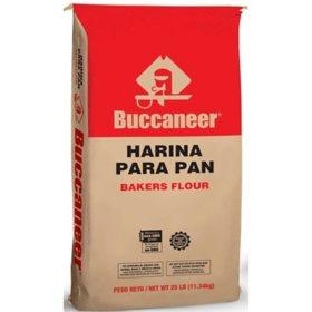 Buccaneer Flour (25 lbs.)