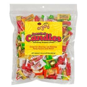 Enjoy Assorted Candies (30 oz.)