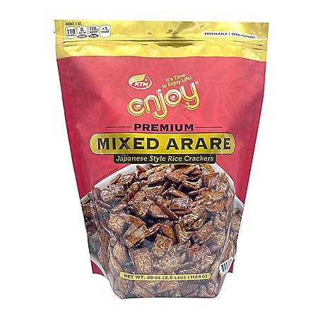 Enjoy Premium Mix Arare (40 oz.)