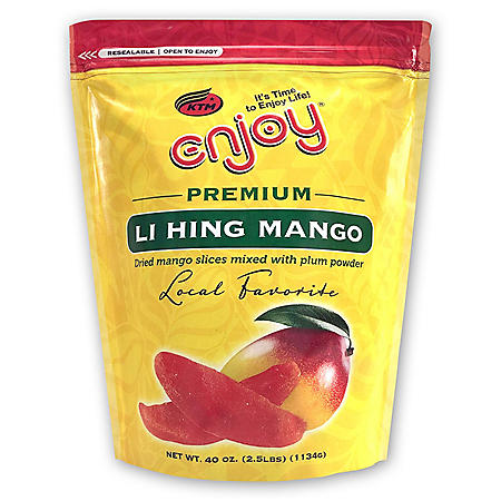 Enjoy Li Hing Mango (40 oz.)