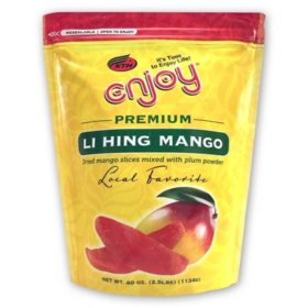 Enjoy Li Hing Mango (40 oz.)