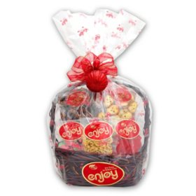 Enjoy Small Holiday Gift Basket
