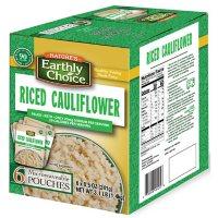Nature's Earthly Choice Riced Cauliflower (8.5 oz., 6 pk.)