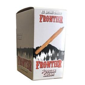 Frontier Cheroots Russian Cream Cigar (5 ct., 8 pk.)