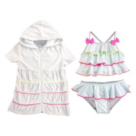 Freestyle Revolution Three-Piece Swimsuit (Picnic)