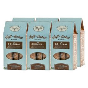 The Original Soft-Baked Biscotti (5 oz. ea., 6 pk.)
