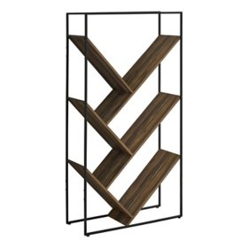 """Bookcase - 60""""H, Assorted Colors"""