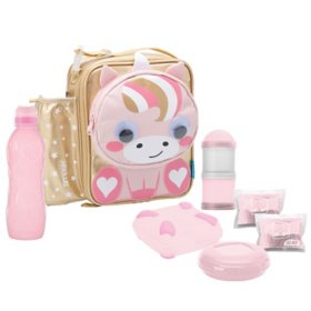 Insulated Animal Lunch Bag (Assorted Styles)
