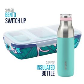Bento Leakproof Switch Up and Hydro Pacific Bottle (Assorted Colors)