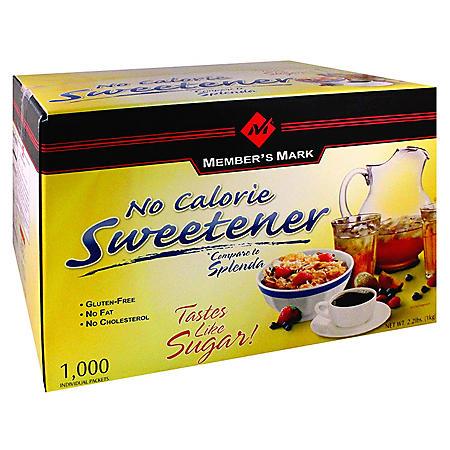 Member's Mark No Calorie Sweetener (2.2 lbs.)