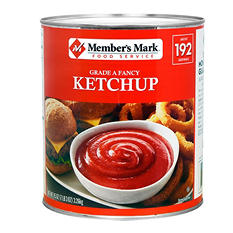 Bakers & Chefs Grade A Fancy Ketchup - 115 oz.