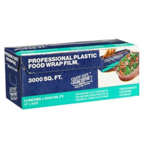 Professional Plastic Food Wrap Film-12