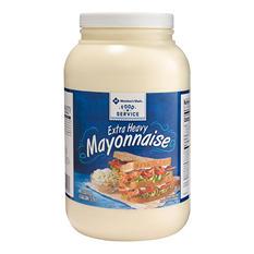 Member's Mark Food Service Extra Heavy Mayonnaise (128 fl. oz.)