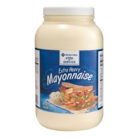 Member's Mark Food Service Extra Heavy Mayonnaise (128 fl. oz.)