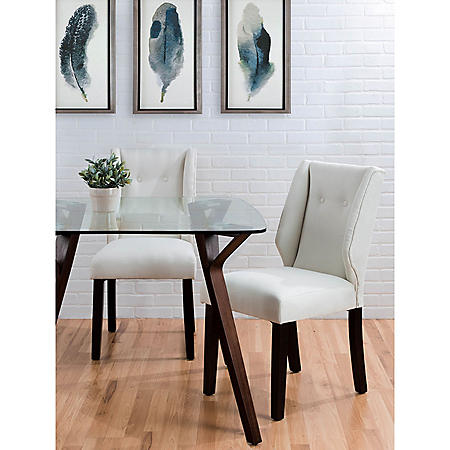 Folia Mid-Century Modern Dining Table (Assorted Options)