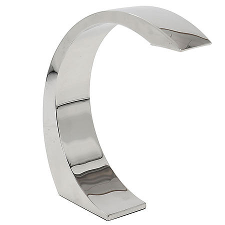 Element Ultra Modern Touch Lamp in Polished Stainless Steel
