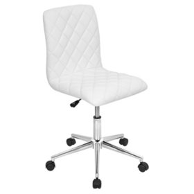 Caviar Contemporary Adjustable Office Chair (Assorted Colors)