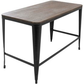 Pia Industrial Desk (Assorted Colors)