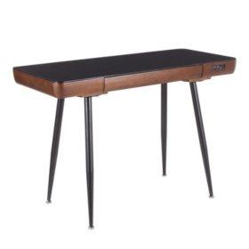 Boom Mid-Century Modern Desk (Assorted Options)