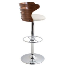 Surprising Cosi Height Adjustable Mid Century Modern Barstool With Forskolin Free Trial Chair Design Images Forskolin Free Trialorg