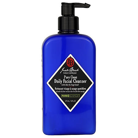 Jack Black Pure Clean Daily Facial Cleanser (16 fl., oz.)
