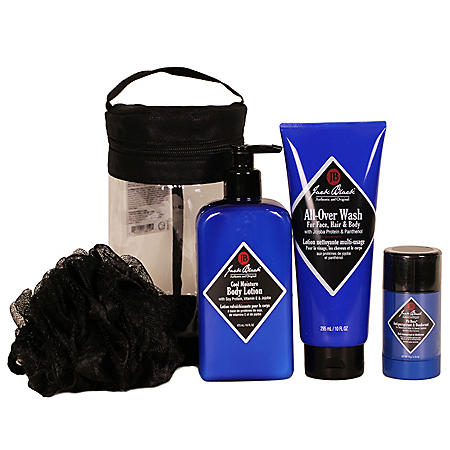 Jack Black Clean and Cool Body Basics Set