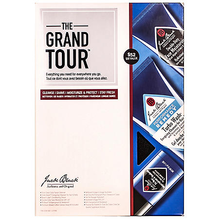 Jack Black The Grand Tour Kit
