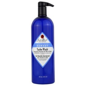 Jack Black Turbo Wash Energizing Cleanser For Hair & Body (33 fl., oz.)
