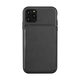 HABITU iPhone 11 Pro Max - Odessa Mirror Wallet Case - Vegan Leather Wallet Cover with Card Slots & Magnetic Closure (Choose Color)