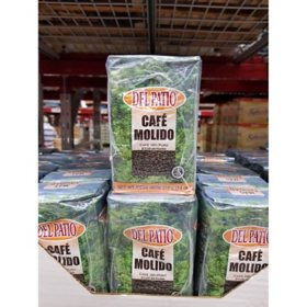 Del Patio Cafe Molido (14 oz., 2 pk.)